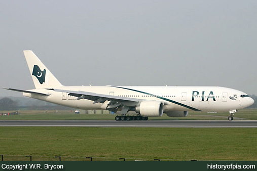 PIA Boeing 777-240ER