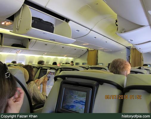 Pia Boeing 777 Cabin Upgrade Program