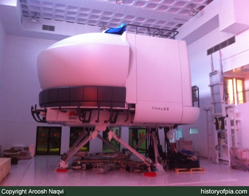 PIA Boeing 777 Full Flight Simulator