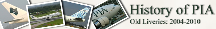 History of PIA - Pakistan International Airlines