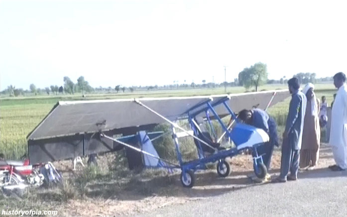 Dream to Fly - Ultralight Aircraft Maker Fined, Released