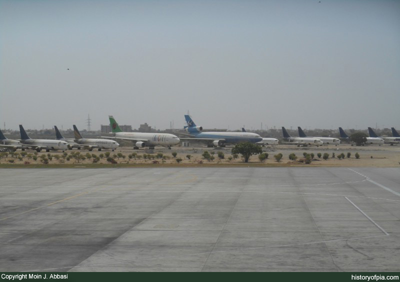 Karachi Airport Photos by Moin - History of PIA - Forum