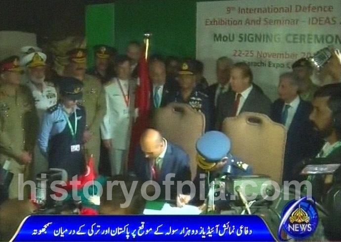 Turkey to Buy 52 Super Mushshak Aircraft from Pakistan - History of