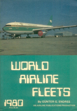 World Airline Fleets 1980