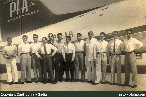 PIA DC-3 Group Photo