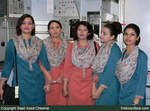 History Of Pia Pakistan International Airlines