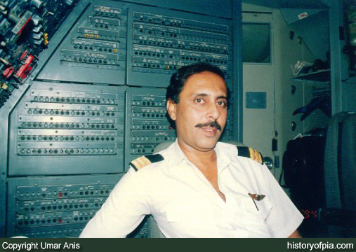 how to become a flight engineer in pakistan
