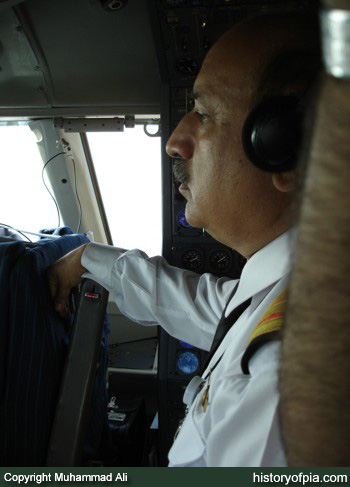 Flight Engineer Salman