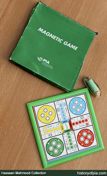 Magnetic Ludo Board Game